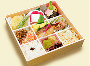 TKPはんなり弁当(みやび)