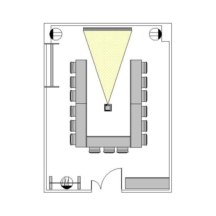 ロノ字:10名