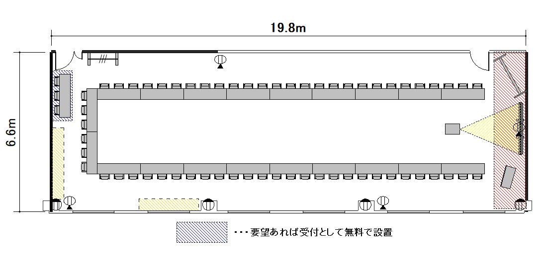 ロノ字:40名