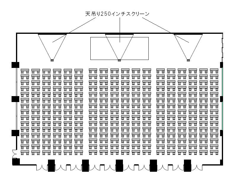 スクール:540名
