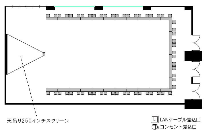 ロノ字:56名
