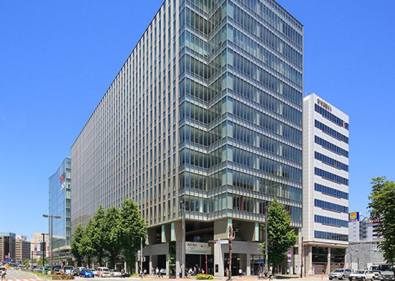 リージャス JRJP博多ビルビジネスセンター